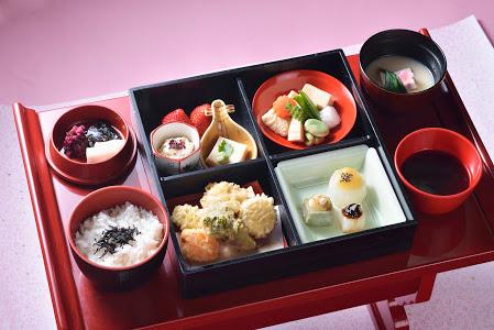 menu_hiru妙心寺退蔵院 春